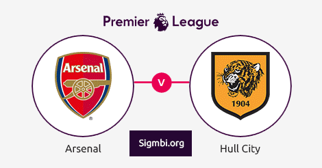 Live Streaming Arsenal vs Hull City