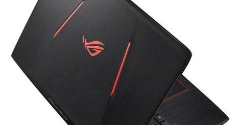 Spesifikasi Laptop Gaming Asus ROG GL553VD FY280